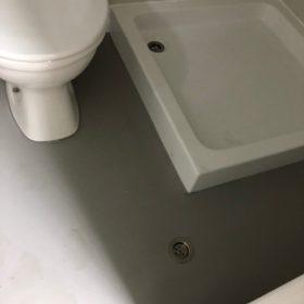 douchebak prive-sanitair