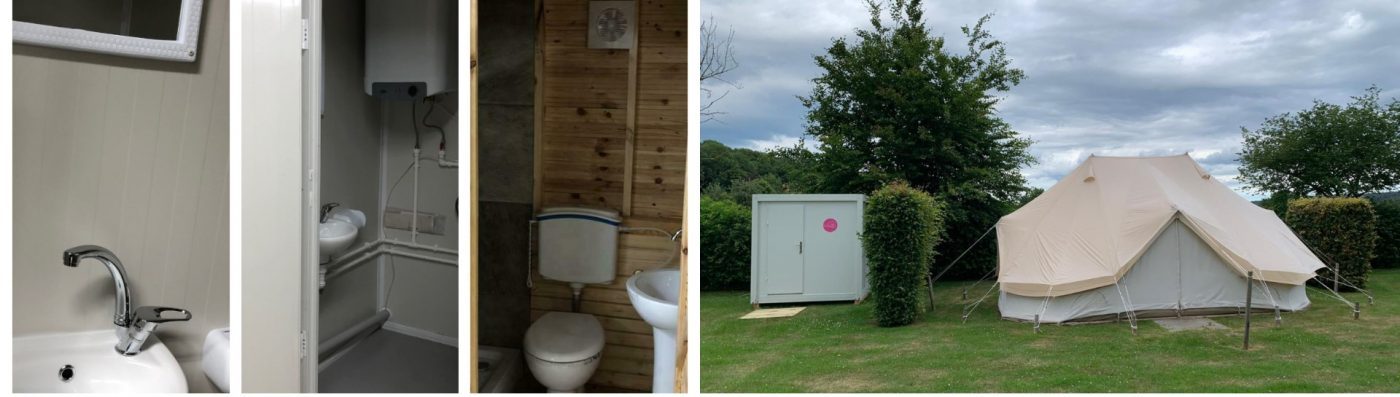 privé sanitair